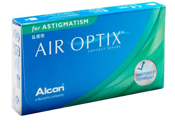 Air Optix contact lenses - Air Optix for Astigmatism