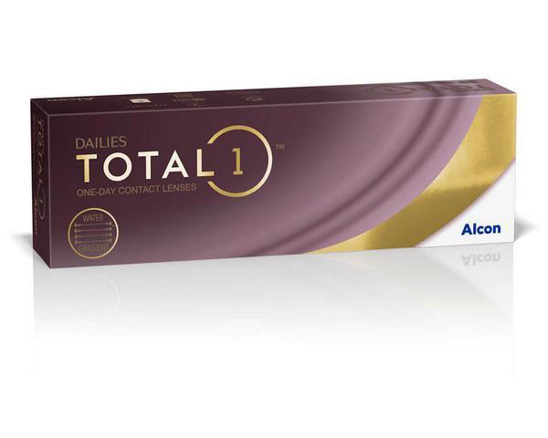 Dailies contact lenses - Dailies Total 1