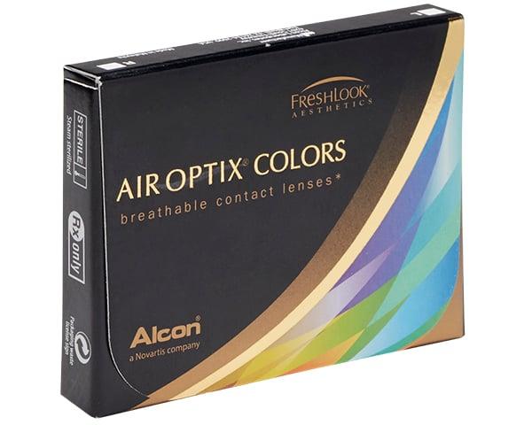 Air Optix contact lenses - Air Optix Colours
