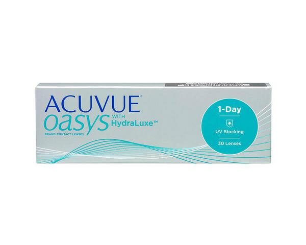 Acuvue contact lenses - Acuvue Oasys 1-Day