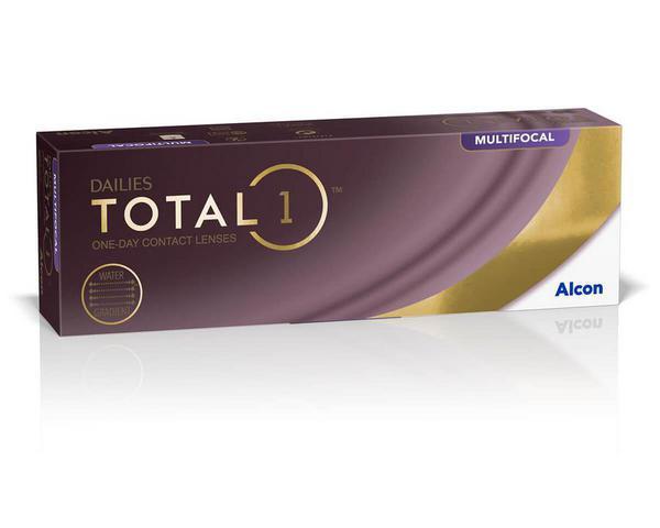 Dailies contact lenses - Dailies Total 1 Multifocal