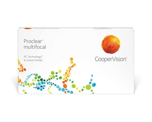 Proclear contact lenses - Proclear Multifocal 6 Pack
