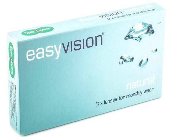 easyvision kontaktlinser - easyvision natural
