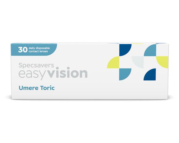 easyvision kontaktlinser - easyvision Umere Toric