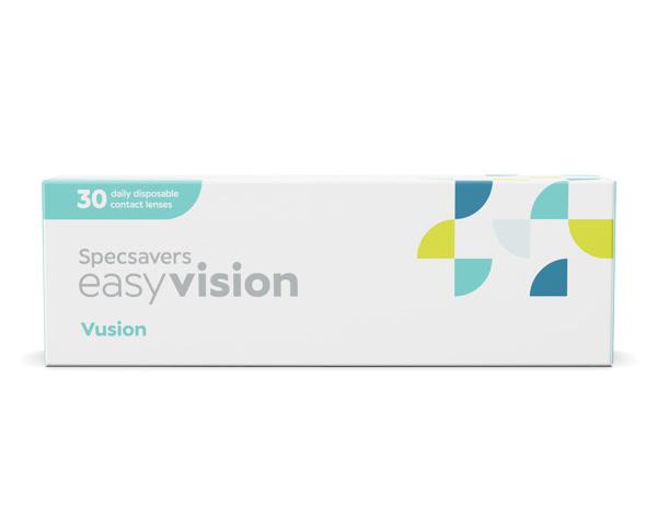 easyvision kontaktlinser - easyvision Vusion Daily