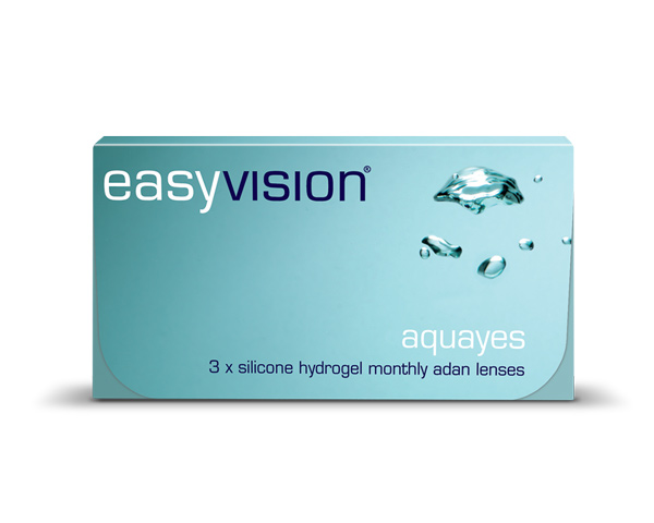 easyvision piilolinssit - easyvision Aquayes