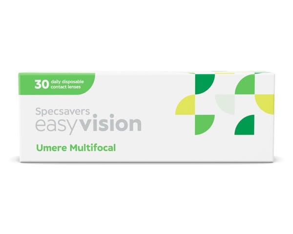 easyvision piilolinssit - easyvision Umere Daily Multifocal