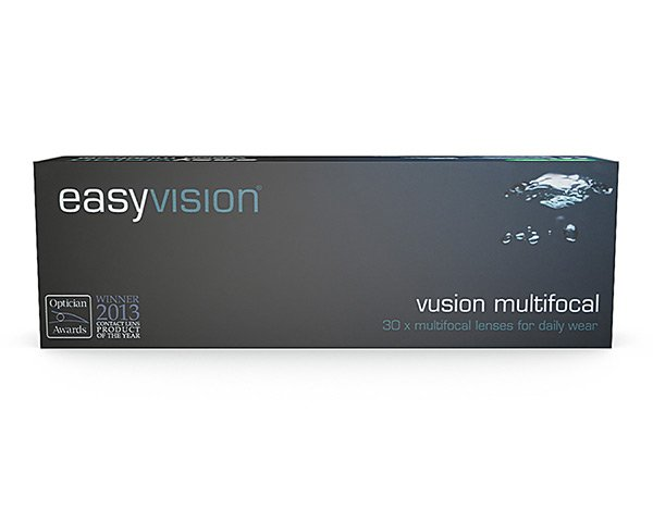 easyvision piilolinssit - easyvision Vusion Daily Multifocal