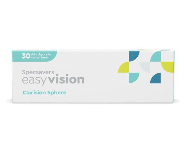 easyvision piilolinssit - easyvision Clarision Sphere