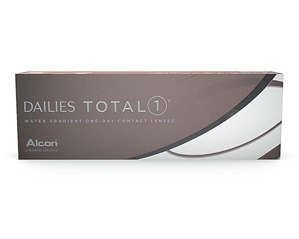 Dailies piilolinssit - Dailies Total 1