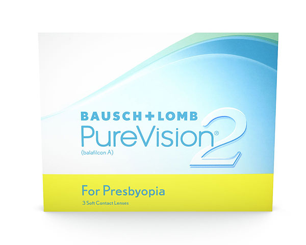 Purevision piilolinssit - Purevision2 for Presbyopia