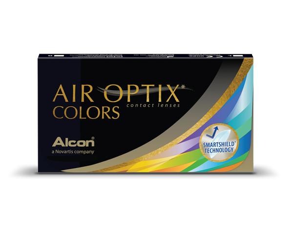 Air Optix piilolinssit - Air Optix Colors
