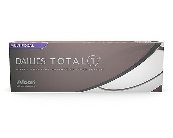 Dailies piilolinssit - Dailies Total 1 Multifocal