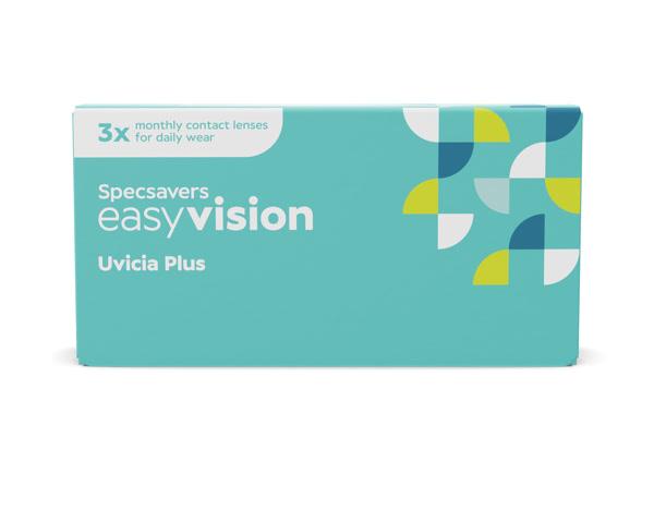 easyvision piilolinssit - easyvision Uvicia Plus