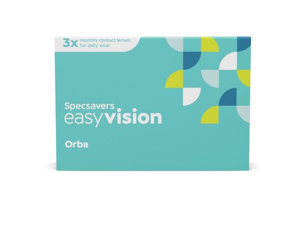 easyvision piilolinssit - easyvision orba