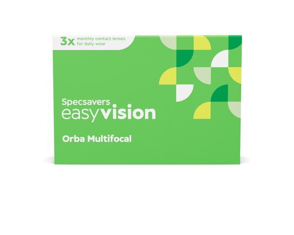 easyvision piilolinssit - easyvision Orba Multifocal
