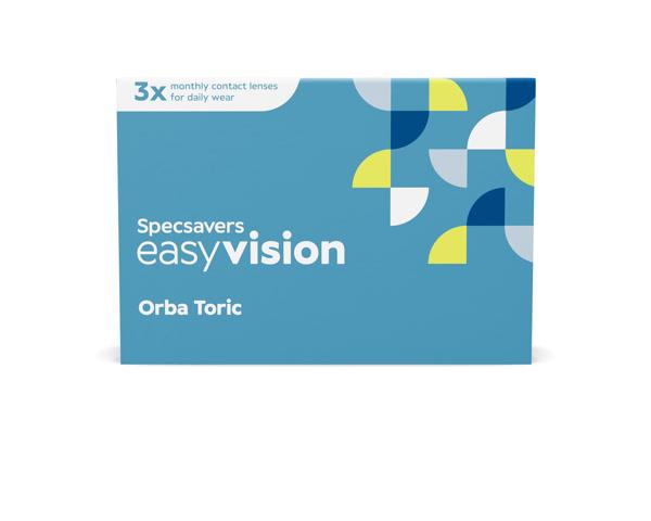 easyvision piilolinssit - easyvision orba toric