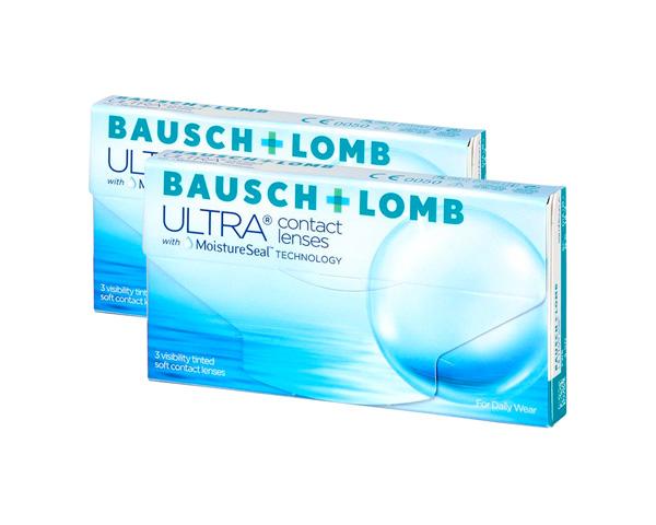 Ultra piilolinssit - Ultra 6 linssiä