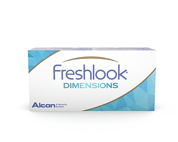 Freshlook piilolinssit - FreshLook Dimensions