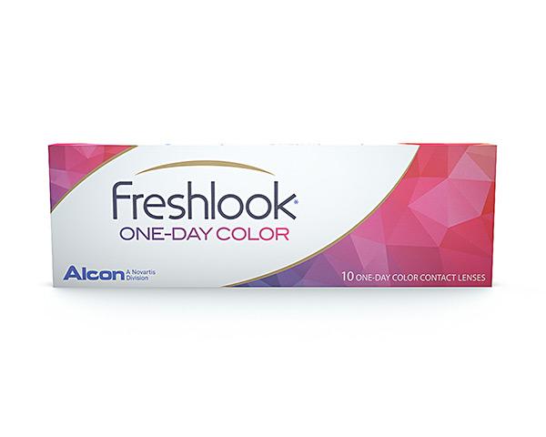 Freshlook piilolinssit - Freshlook One Day Color