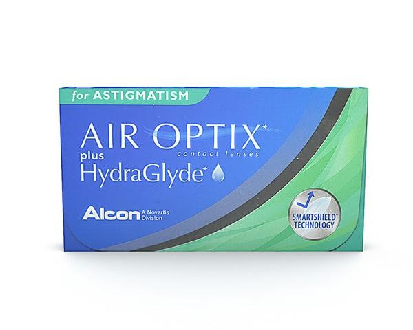 Air Optix piilolinssit - Air Optix Plus Hydraglyde for Astigmatism