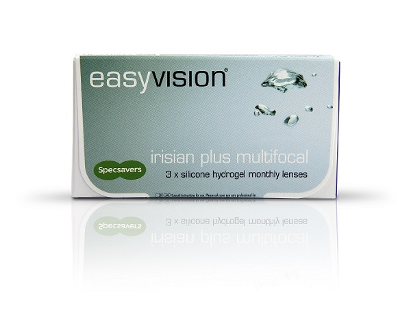 easyvision piilolinssit - easyvision irisian plus multifocal