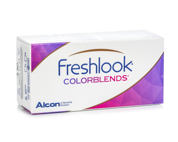 Freshlook piilolinssit - Freshlook Colorblends