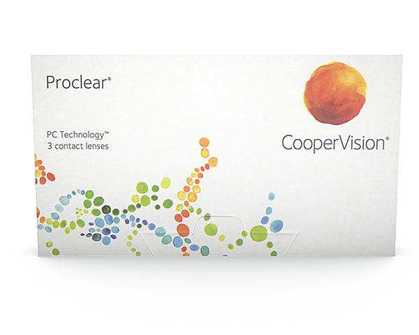 Proclear piilolinssit - Proclear