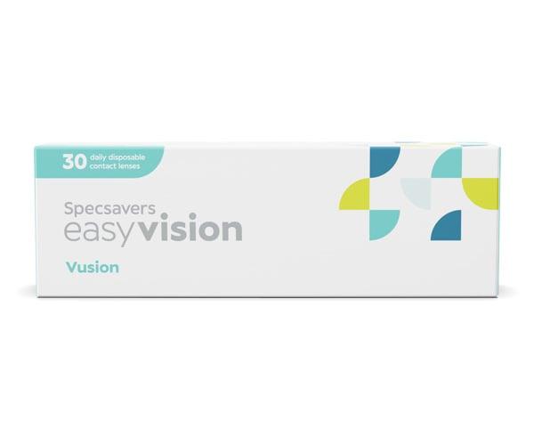 easyvision piilolinssit - easyvision Vusion Daily