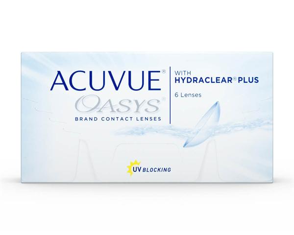 Acuvue piilolinssit - Acuvue Oasys