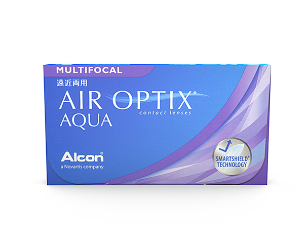 Air Optix contact lenses - Air Optix Multifocal