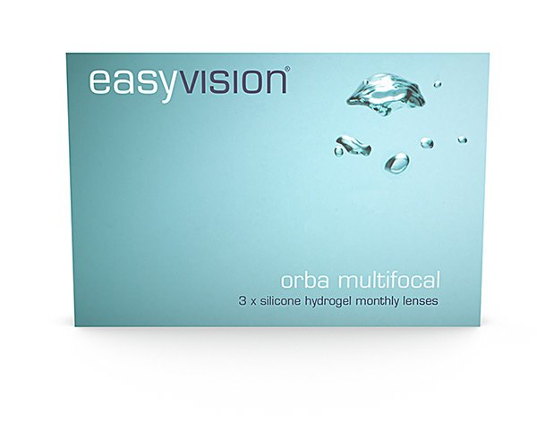 easyvision contact lenses - easyvision Orba Multifocal