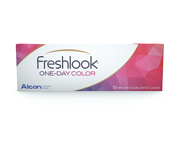 FreshLook contact lenses - Freshlook One Day Colors