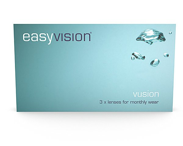 easyvision contact lenses - easyvision Vusion