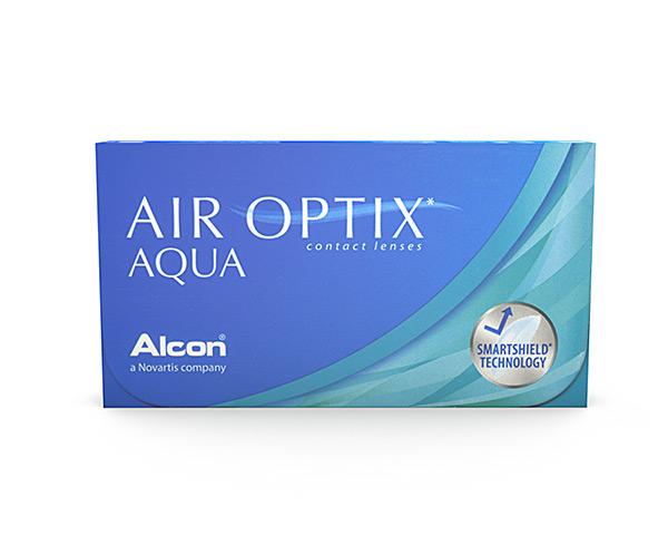 Air Optix contact lenses - Air Optix Aqua