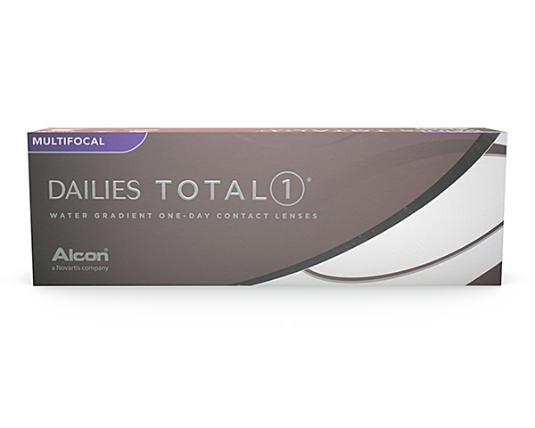 Total contact lenses - DAILIES TOTAL1 Multifocal