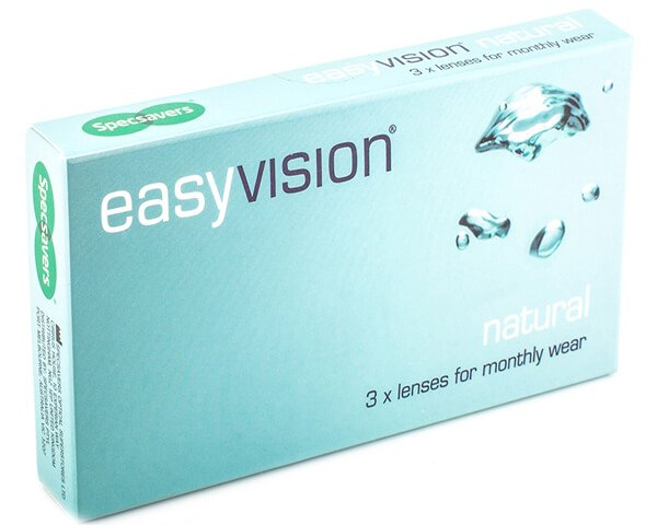 easyvision contactlenzen - easyvision Natural