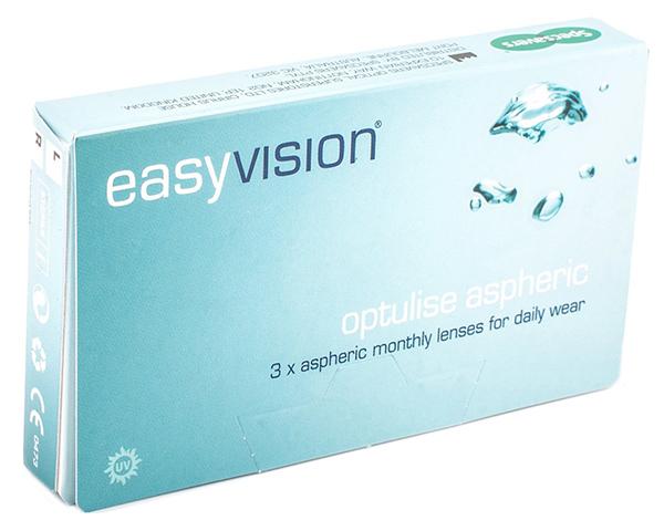 easyvision contactlenzen - easyvision Optulise