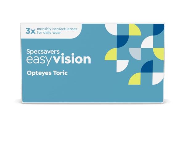 easyvision contactlenzen - easyvision Opteyes Toric