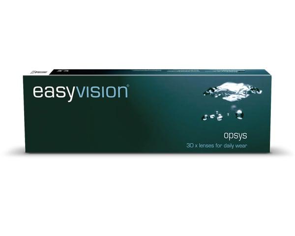 easyvision contactlenzen - easyvision Opsys