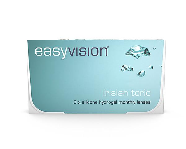 easyvision contactlenzen - easyvision Irisian Toric