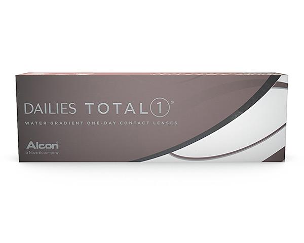 Dailies contactlenzen - Dailies Total 1