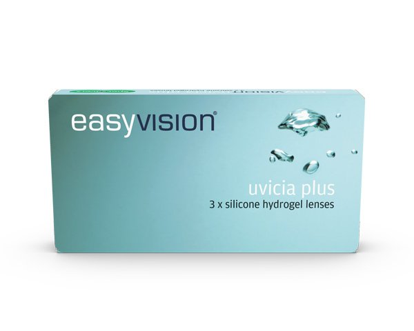 easyvision contactlenzen - easyvision Uvicia Plus