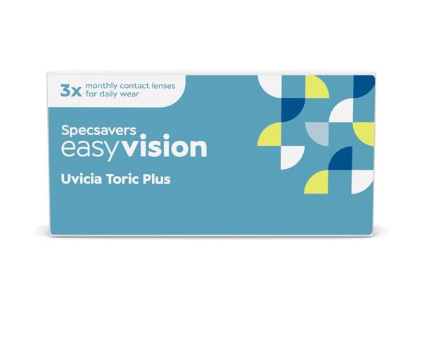 easyvision contactlenzen - easyvision Uvicia Plus Toric