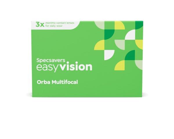easyvision contactlenzen - easyvision orba multifocal