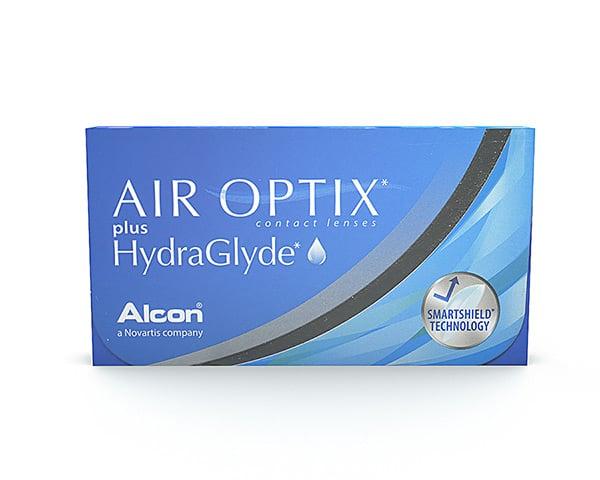 Air Optix contactlenzen - Air Optix Plus HydraGlyde