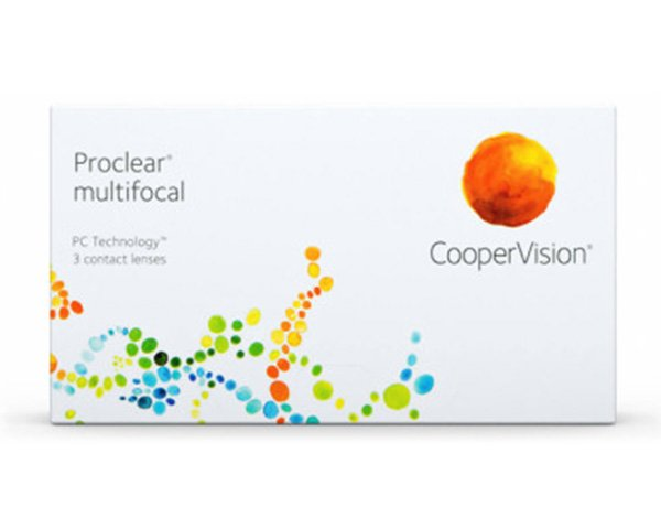 Proclear contactlenzen - Proclear Multifocal