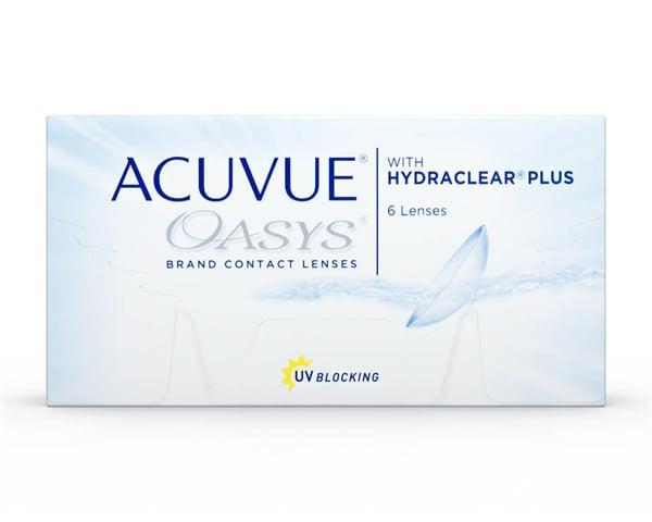 Acuvue contactlenzen - Acuvue Oasys