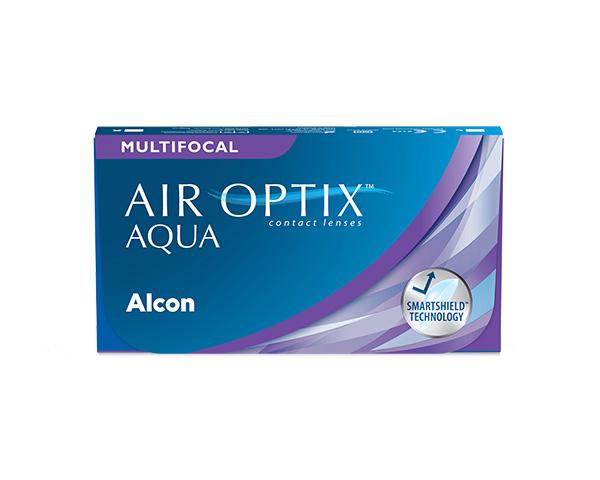 Air Optix kontaktlinser – Air Optix Aqua Multifocal