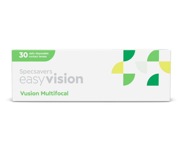 easyvision kontaktlinser – easyvision Vusion Daily Multifocal